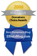 Domainers Choice Award