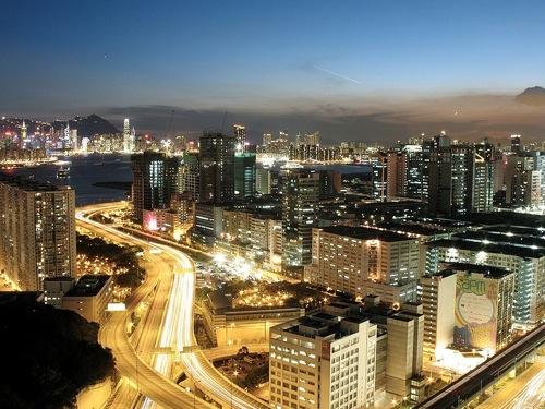 Kwun Tong Hong Kong