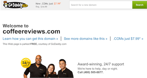 Domain Buy Service