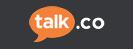 Talk.CO Logo