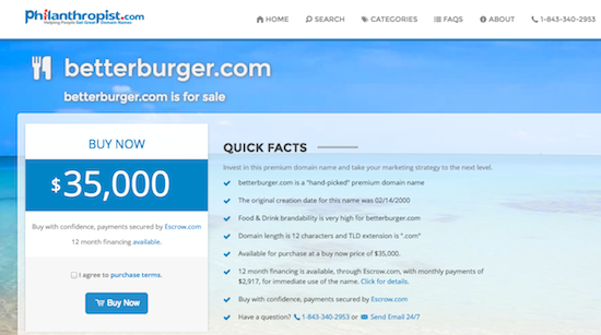 BetterBurger.com