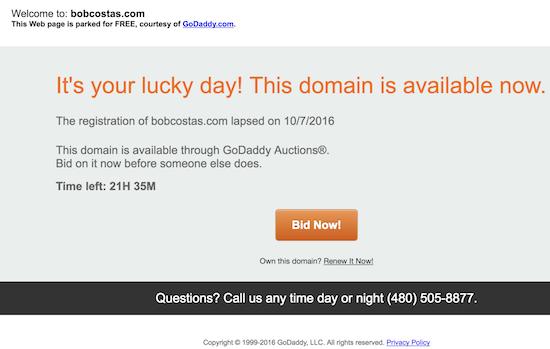 bobcostas-com-domain-name